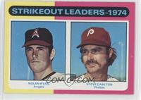 Strikeout Leaders (Nolan Ryan, Steve Carlton)