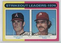 Strikeout Leaders (Nolan Ryan, Steve Carlton) [PoortoFair]