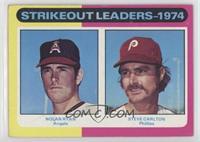 Strikeout Leaders (Nolan Ryan, Steve Carlton)