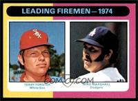 Leading Firemen - 1974 (Terry Forster, Mike Marshall) [EX MT]