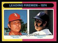Leading Firemen - 1974 (Terry Forster, Mike Marshall) [EX]