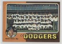 Los Angeles Dodgers Team Checklist (Walter Alston) [NonePoorto…
