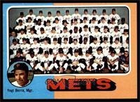 New York Mets Team, Yogi Berra [EXMT]