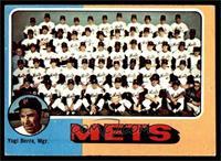 New York Mets Team, Yogi Berra [VGEX]