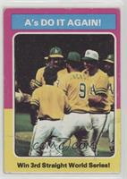 World Series - 1974 - A's Do It Again! [Poor]
