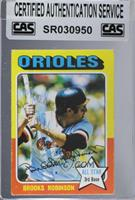 Brooks Robinson [CAS Certified Sealed]