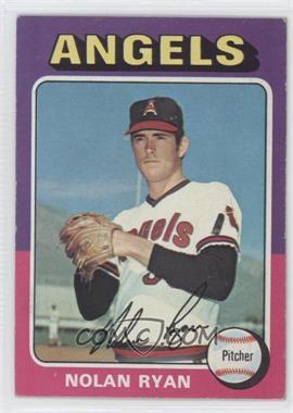 1975 Topps - [Base] #500 - Nolan Ryan
