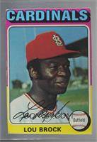Lou Brock [Altered]