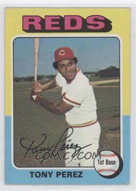 1975 Topps - [Base] #560 - Tony Perez