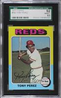 Tony Perez [SGC 92 NM/MT+ 8.5]