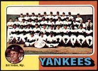 New York Yankees Team, Bill Virdon [NMMT]