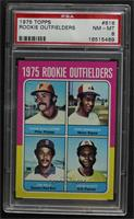 Dave Augustine, Pepe Mangual, Jim Rice, John Scott [PSA 8 NM‑MT]