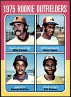 Dave Augustine, Pepe Mangual, Jim Rice, John Scott [NM+]