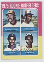 Dave Augustine, Pepe Mangual, Jim Rice, John Scott