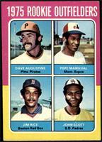 Dave Augustine, Pepe Mangual, Jim Rice, John Scott [VGEX]
