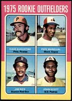 Dave Augustine, Pepe Mangual, Jim Rice, John Scott [EX]