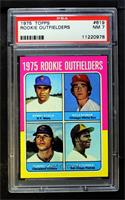 Benny Ayala, Nyls Nyman, Tommy Smith, Jerry Turner [PSA 7 NM]