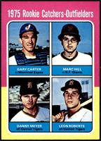 Gary Carter, Marc Hill, Dan Meyer, Leon Roberts [NM+]