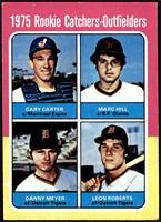 Gary Carter, Marc Hill, Dan Meyer, Leon Roberts [EX]