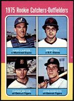 Gary Carter, Marc Hill, Dan Meyer, Leon Roberts [NMMT]
