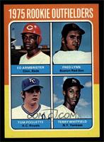 Ed Armbrister, Fred Lynn, Terry Whitfield, Tom Poquette [NMMT]
