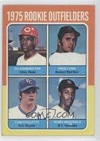 Ed Armbrister, Fred Lynn, Terry Whitfield, Tom Poquette [NoneGoodto…