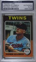 Harmon Killebrew [PSA/DNA Certified Encased]