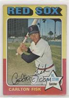 Carlton Fisk [Poor to Fair]