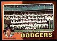 Los Angeles Dodgers Team, Walt Alston [NM]