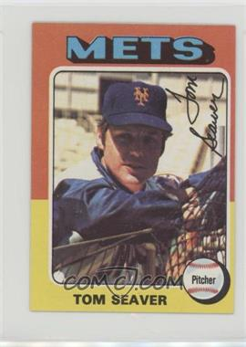1975 Topps Minis - [Base] #370 - Tom Seaver