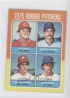 Tom Underwood, Hank Webb, Pat Darcy, Dennis Leonard