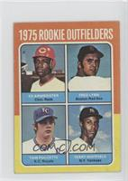 Ed Armbrister, Fred Lynn, Tom Poquette, Terry Whitfield