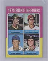 Phil Garner, Bob Sheldon, Tom Veryzer, Keith Hernandez [Near Mint]