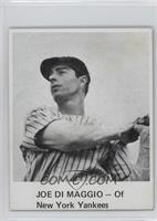 Joe DiMaggio [GoodtoVG‑EX]