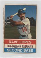 Dave Lopes (Black Back)