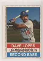 Dave Lopes (Black Back) [NonePoortoFair]