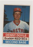 Denny Doyle (Black Back) [NonePoortoFair]