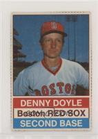 Denny Doyle (Brown Back)