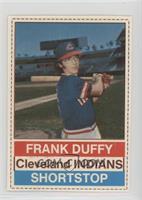 Frank Duffy (Black Back) [GoodtoVG‑EX]