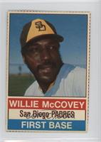 Willie McCovey (Brown Back) [GoodtoVG‑EX]