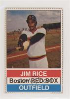 Jim Rice (Black Back)