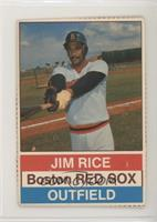 Jim Rice (Black Back) [NoneNoted]