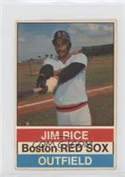 Jim Rice (Black Back) [NoneGoodtoVG‑EX]