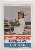 Reggie Jackson (Black Back)