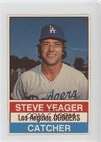 Steve Yeager (Black Back)