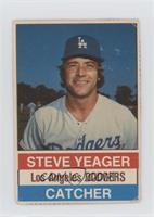 Steve Yeager (Brown Back) [Poor]