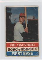 Carl Yastrzemski (Black Back) [Poor]
