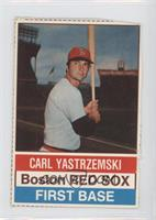 Carl Yastrzemski (Black Back) [NoneAuthentic]