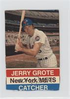 Jerry Grote [Noted]