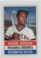 Hank Aaron (Black Back) [Good to VG‑EX]